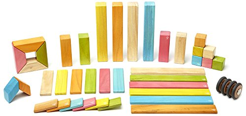 Wooden Blocks - 42 pieces