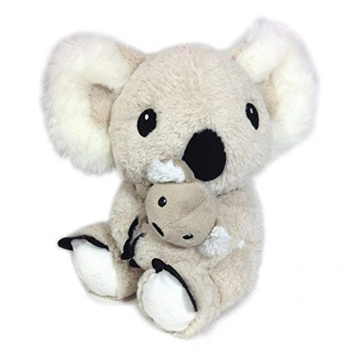 Koala White Noise Doll
