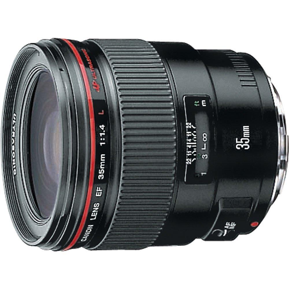 Canon EF 35mm f/1.4L USM Wide Angle Lens