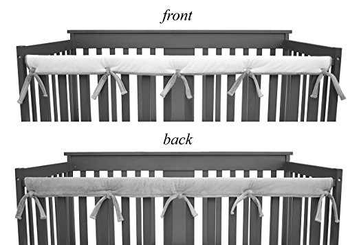 Reversible Crib Rail