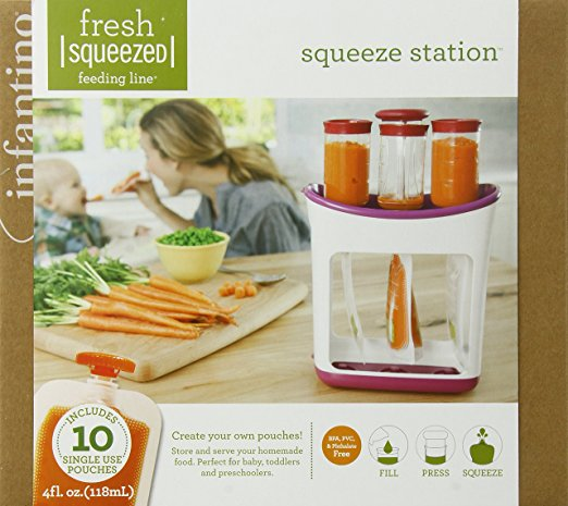 Squeeze Station