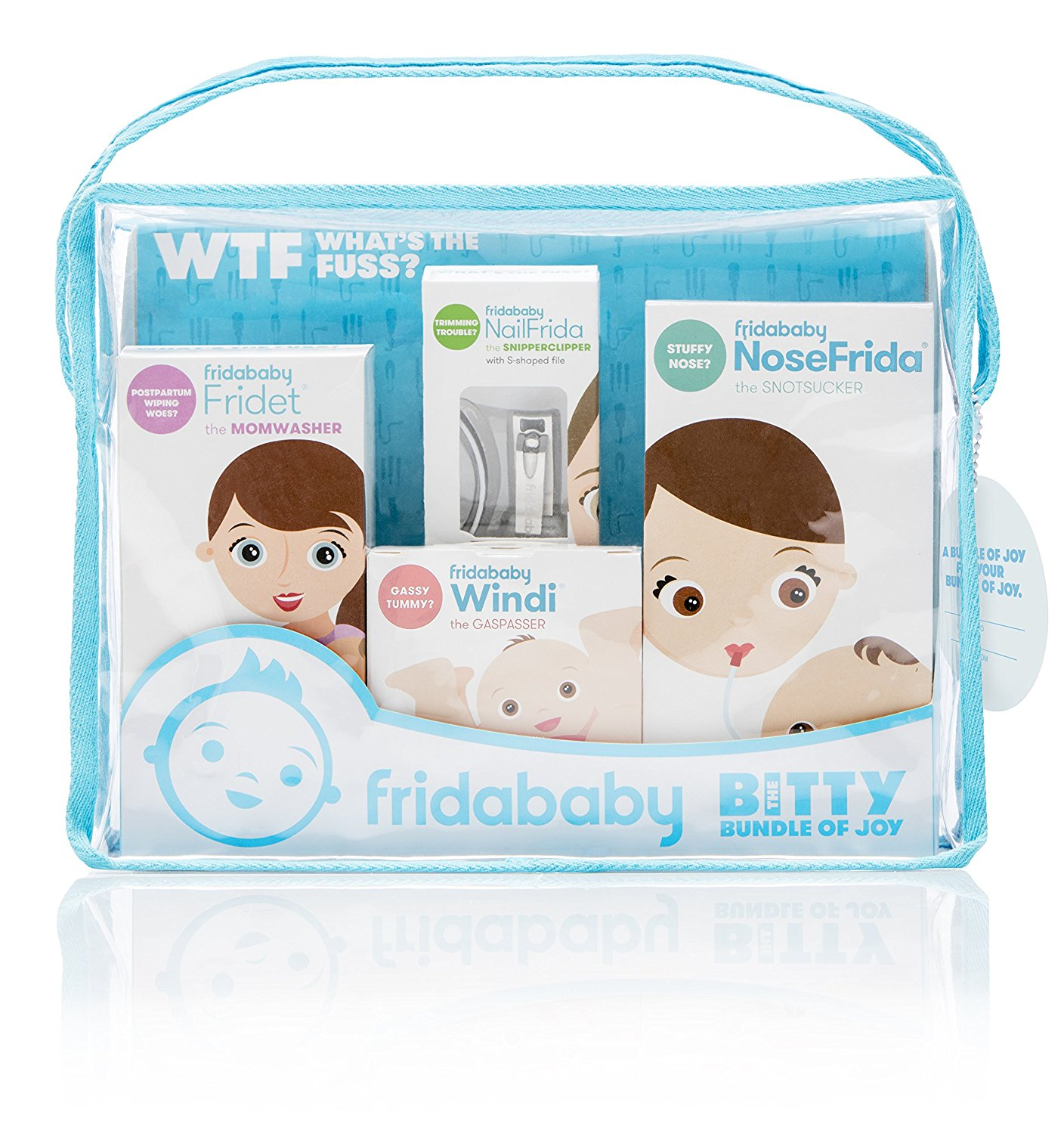 Baby Health & Grooming Kit