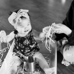 Sensory Play: Joey and the Pasta