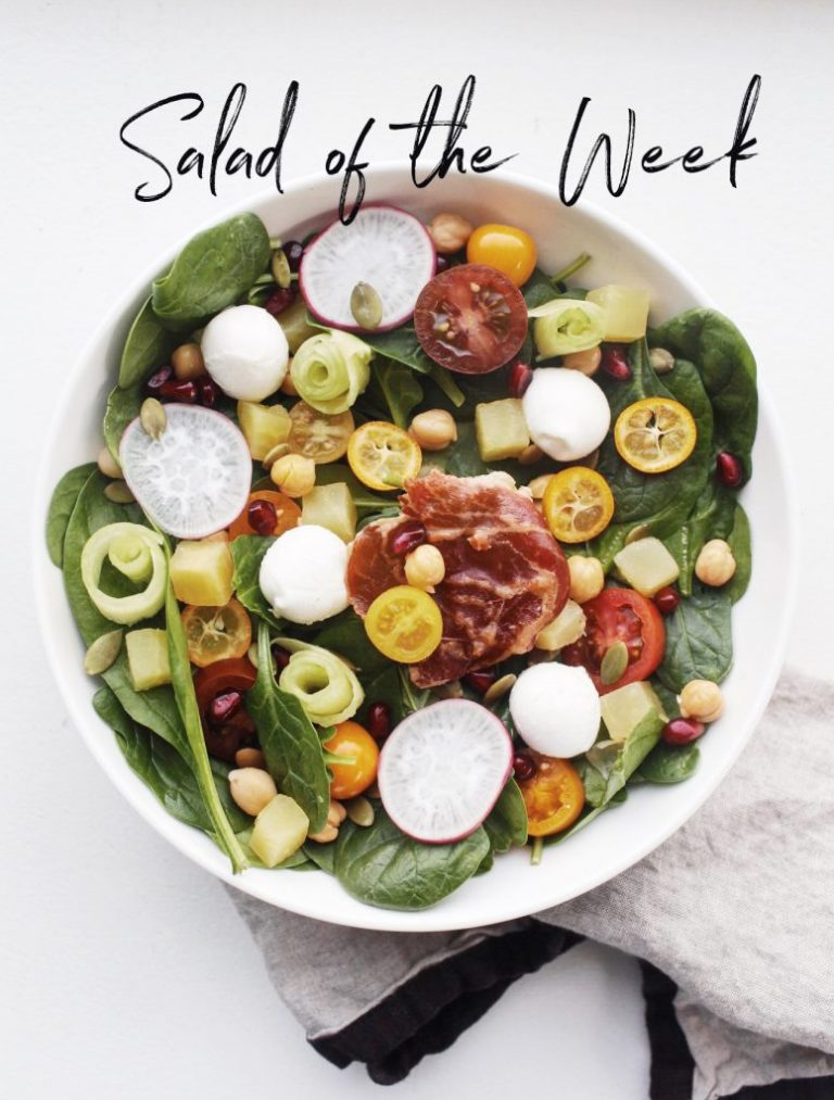 Laura Iz Salad Recipe