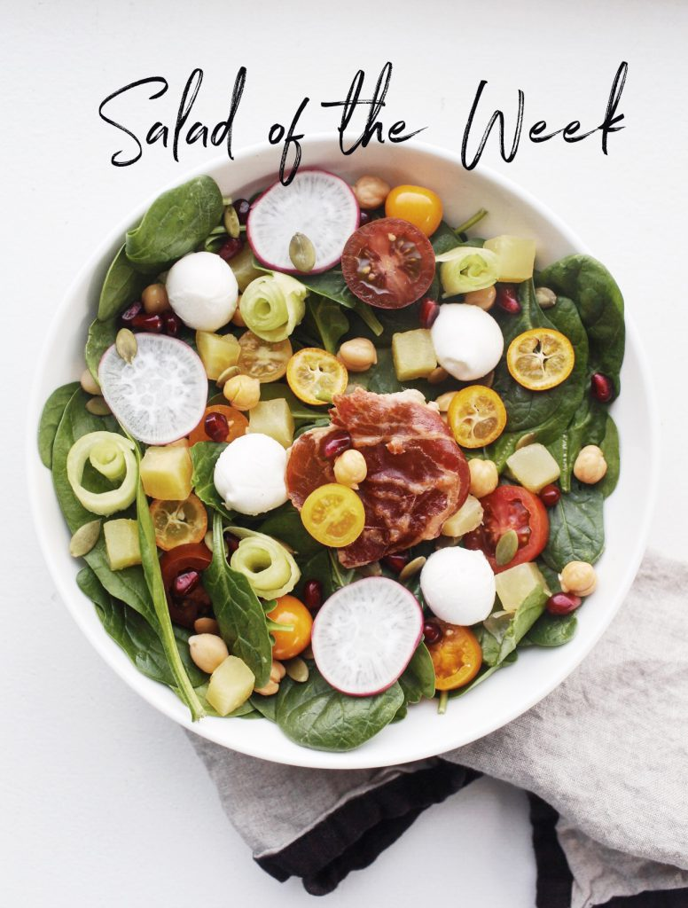 Laura Iz Salad Recipe