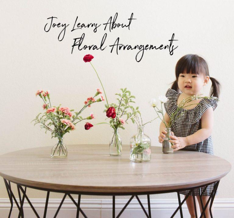Laura Iz Joey Flower Arrangement