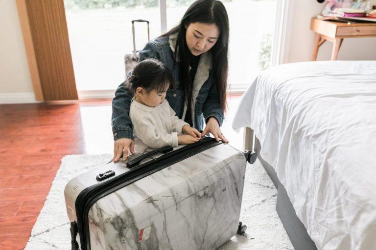 Laura Iz Toddler Travel Tips