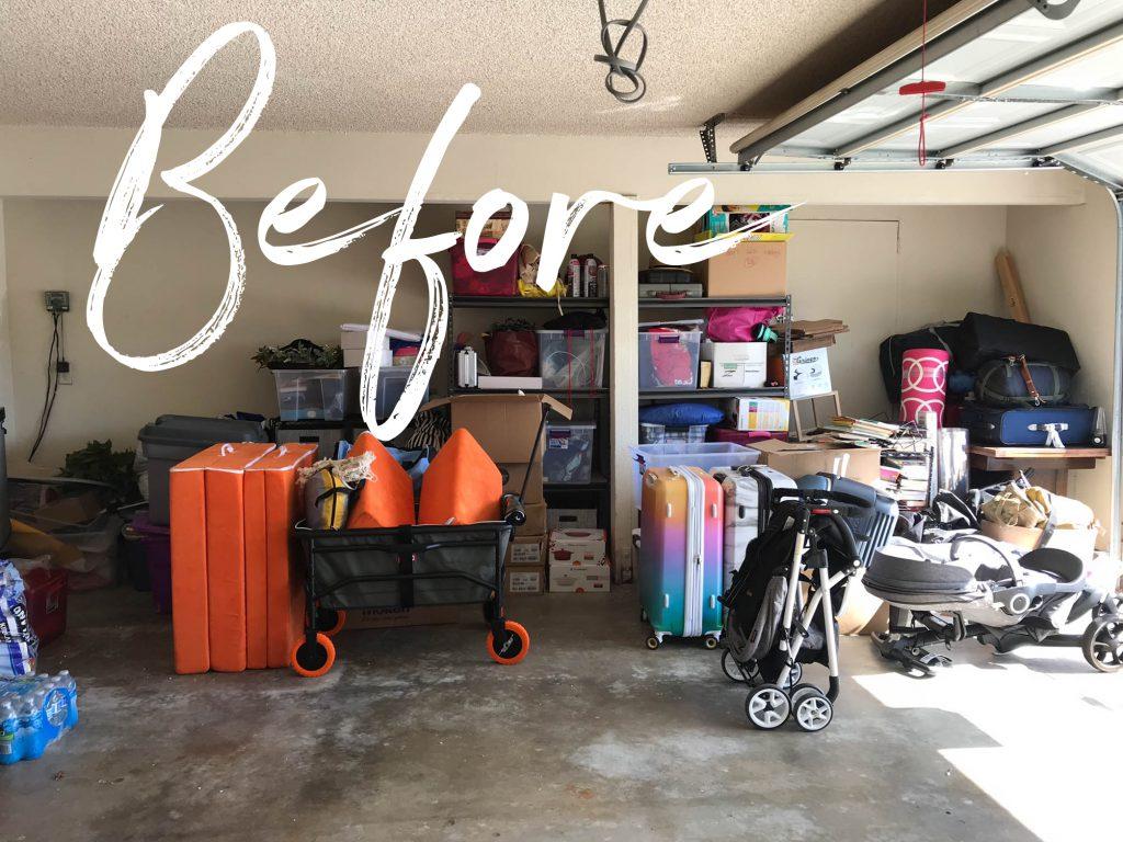 How I Got My Dream Garage Laura Iz Motherhood Lifestyle Blog Naptime With Joey