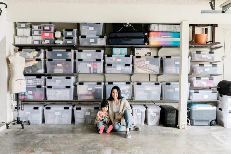 Laura Iz Garage Organization