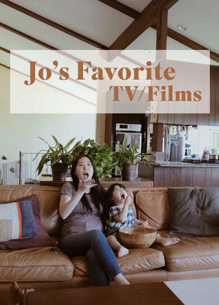 Laura Iz Joey Favorite Movies