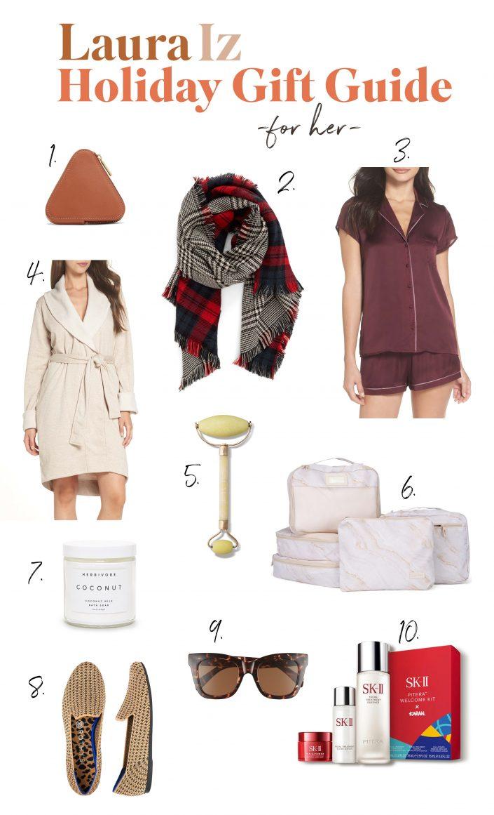 Laura Iz Christmas Gift Guide For Her