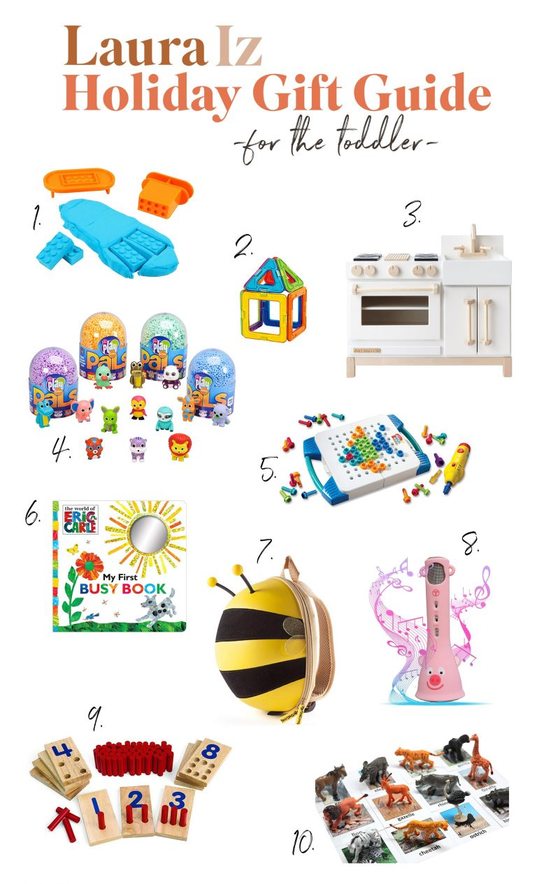 Laura Iz Toddler Gift Guide