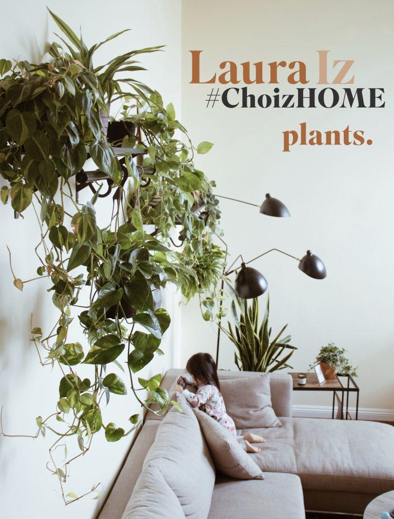 Laura Iz House Plants